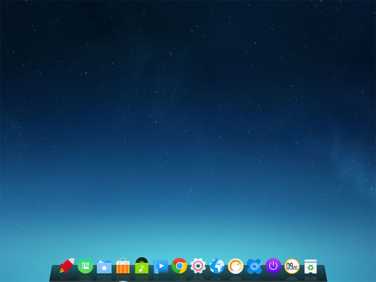 deepin Screenshot